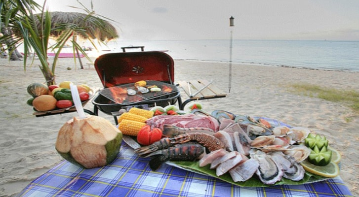 barbeque pulau ayer