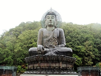 korea - shinheungsa temple